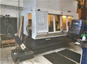 Hedelius BC 40 Machining center - vertical . REDUCED