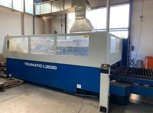 Machine de découpe laser Trumpf L 3030 Trumatic