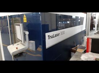 Trumpf TruLaser 3030 Fiber (L49) P90913033