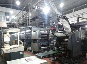 Goss International 4Hi Tower Ротационная печатная машина