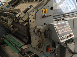 Horauf BDM 60 Mantelmaschine
