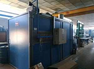 Pujol HL Glass machine