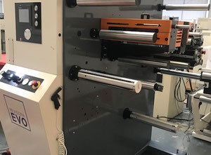 Etirama Evo Slitter Label printing machine