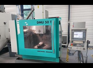 Deckel DMG DMU 50 T P90916089