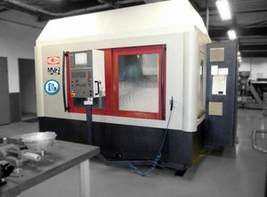 Eikon MV2 Machining center - palletized