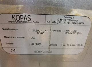 Kopas JK 200 F-K SD 80 P90917011