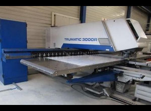 Trumpf Trumatic 3000R Punching machine