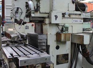 Fraiseuse verticale TOS FGSV 50