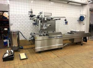 Şekillendirme, doldurma ve kapatma makinesi Tetra Laval Food Tiromat Compact 320