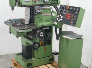 Mikron WF2 SA vertical milling machine