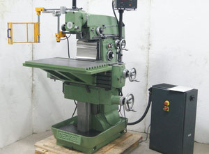 Deckel FP3 vertical milling machine