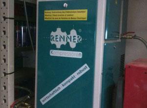 Compressor a pistone Renner 7,5