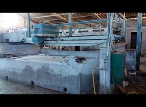 Used Bridge and polishing machine  Monlevi M1