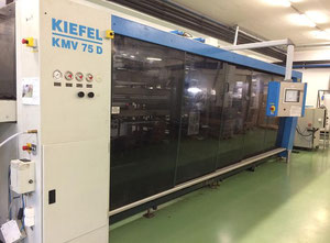 Kiefel KMV 75D Thermoforming - Automatic Roll-Fed Machine