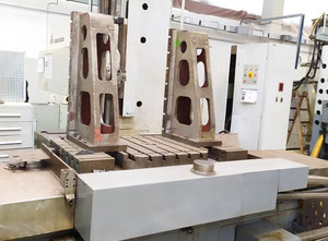 TOS WFQ 80 NCA Table type boring machine CNC