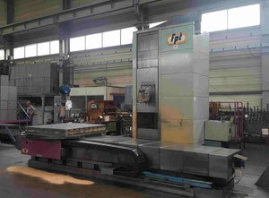 FPT AREA T 10 cnc vertical milling machine