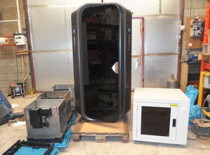 Impresora 3D Prismlab Rapid400