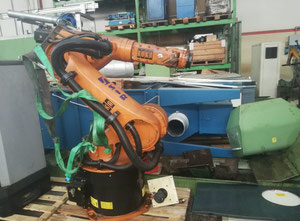 Used Kuka KR 30/3 Industrial Robot