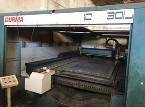 Machine de découpe laser Durma HD-F 3015