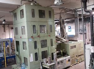 Aoki 1000 Blasformenmaschine