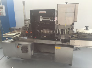 Semiautomatic Inspection machine - SEIDENADER V90 for vials and ampoules
