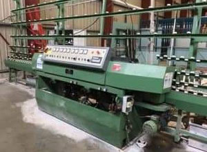 Besana R9TS 9 spindle edging machinery