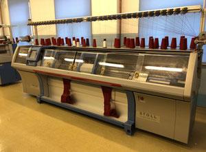 Stoll CMS 822 E-5.2 KNIT & WEAR / MULTI GAUGE Flat knitting machine