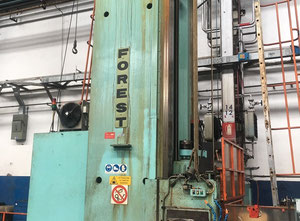 Used FOREST F 180 JN Floor type boring machine CNC