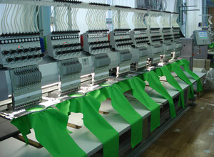 ZSK JAFA 0812 Embroidery machine
