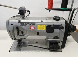 Macchina da cucire automatica Durkopp Adler 195