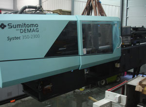 Demag Ergotech SYSTEC 350/720-2300 Injection moulding machine