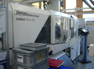 Demag Ergotech INTELECT 50/370-80 Injection moulding machine (all electric)