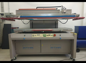 Used Atma ATP160P Screen printing machine