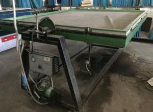 Serindustria TORCHIO+FORNO Siebdruckmaschine