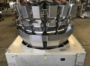 Ishida CCW-RZ-216B-D/20-CR Multihead weigher