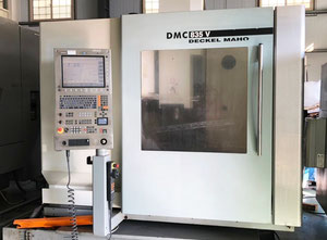 DMG DMC 835 V Machining center - vertical