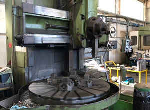 Used Schiess Froriep KE 14 vertical turret lathe