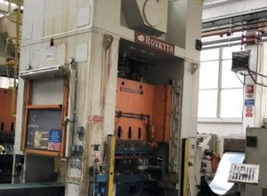 Rovetta S2-400-1600-1200 metal press