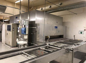 Den Boer, Op 't Root  Complete pizza production line