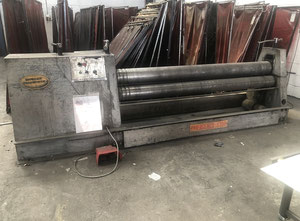 Morgan Rushworth MPR Plate rolling machine