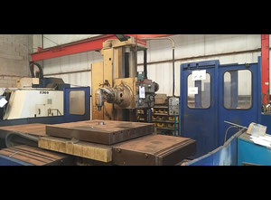Kearns Richards SJ100 Table type boring machine