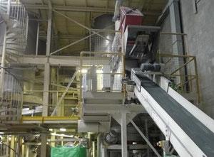 Pytlovací vertikální stroj - sáčkovací stroj Romaire PMG bag discharging