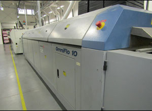 ELECTROVERT Omni Flo 10 SMT reflow oven