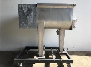 Wolfking 600L TSM Multishaft mixer