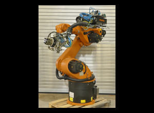 Robotica industrial Kuka KR60-HA