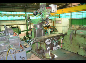 Anayak FV-2V vertical milling machine