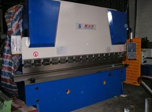 Prensa plegadora MQD 3200X125TN