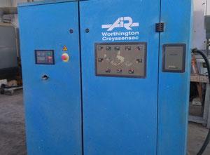 Worthington Creyssensac rlr 30v8 Geschmierter schraubenkompressor