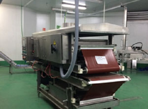 Contact oven - Sandwich maker in continuous - 300kg / h