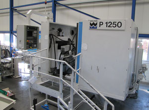 Pfauter P 1250 CNC Зубофрезерный станок с ЧПУ